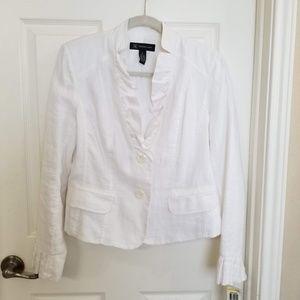 NWT INC Linen Jacket